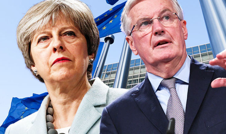 EU plot to punish UK during transition period