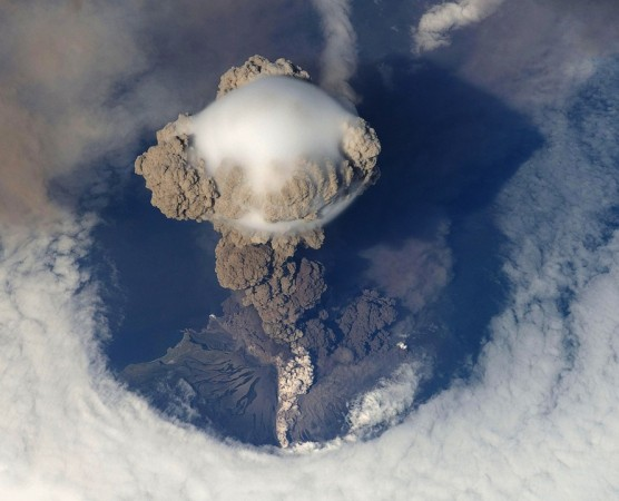 Giant lava dome growing inside Japanese supervolcano, scientists say