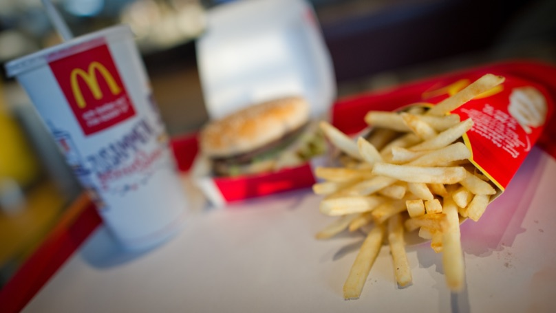 McDonald's fries to cure baldness, says new study
