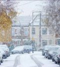 Polar vortex could bring snow to many parts of the UK