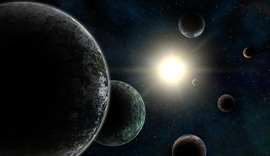 TRAPPIST-1: Do the planets contain water?