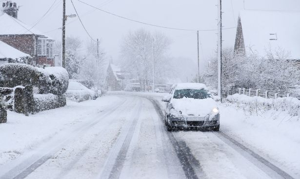 UK told to brace for 'coldest week of winter' so far
