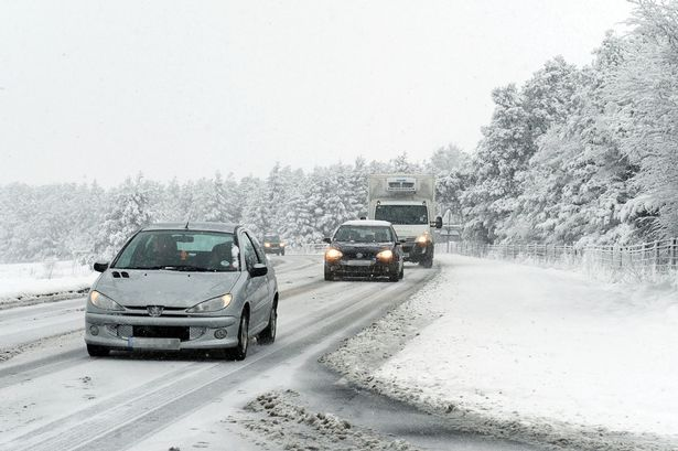 UK weather warning: 'Beast from the East' to bring heavy snow