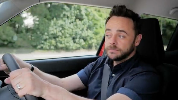 Ant McPartlin 'could face axe' from £20m Suzuki deal, Report