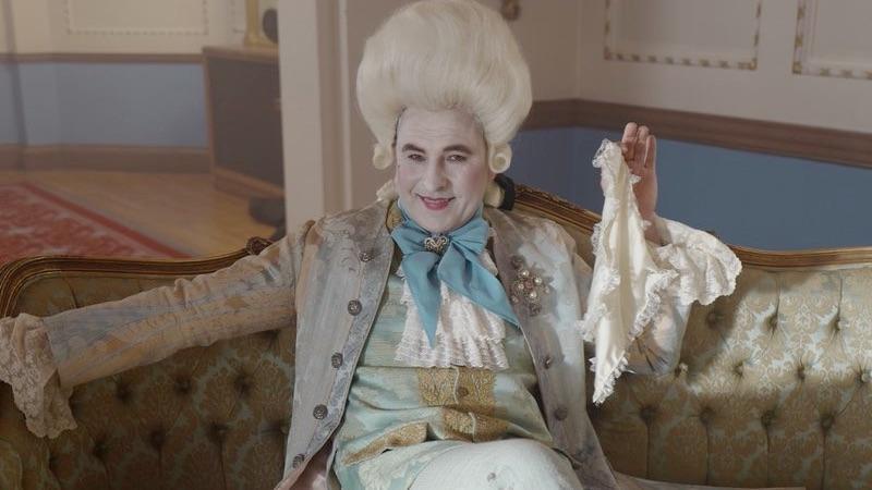David Walliams shock new look (Photo)