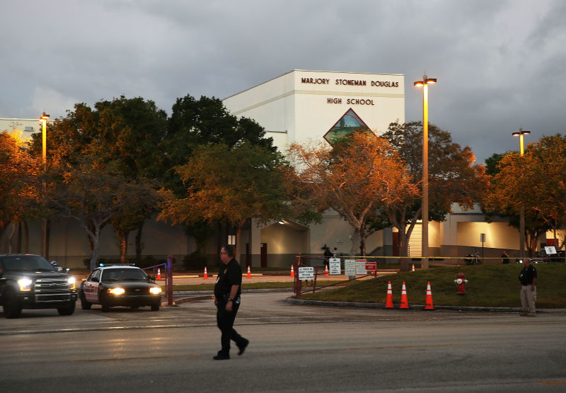 Florida Teacher Accused of Being a 'Coward' During Shooting