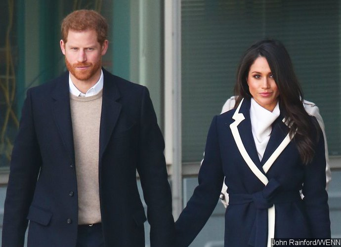 Harry, Meghan's Wedding Invitations Are Stunning