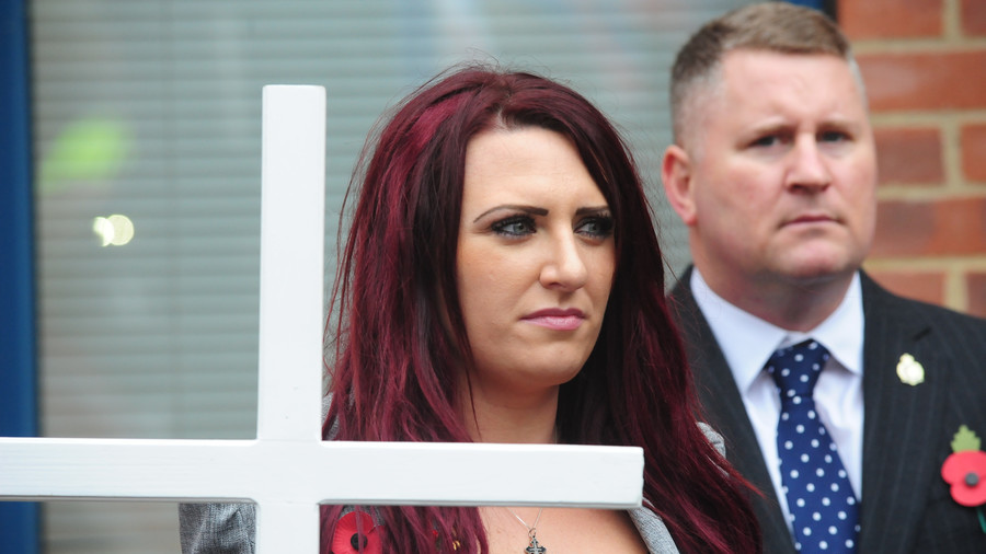 Jayda Fransen, Paul Golding jailed over anti-Muslim hate crimes