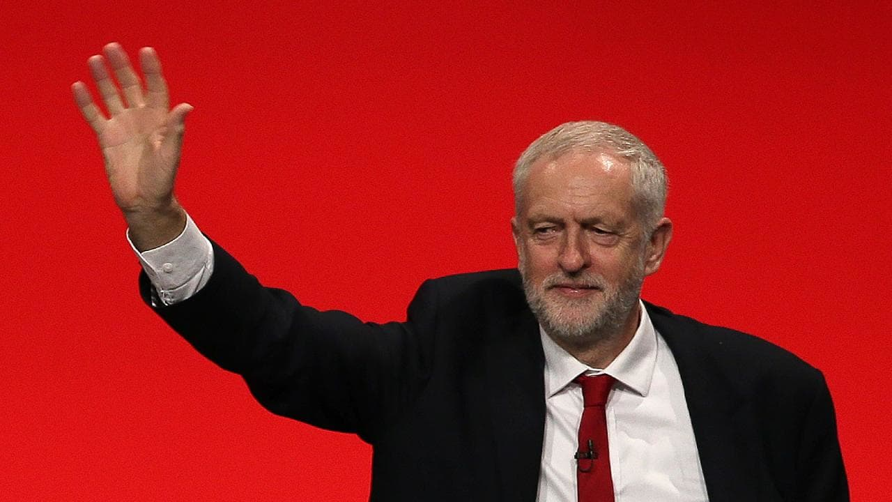 """Jeremy Corbyn wants to avoid """"new cold war"""" with Russia"""