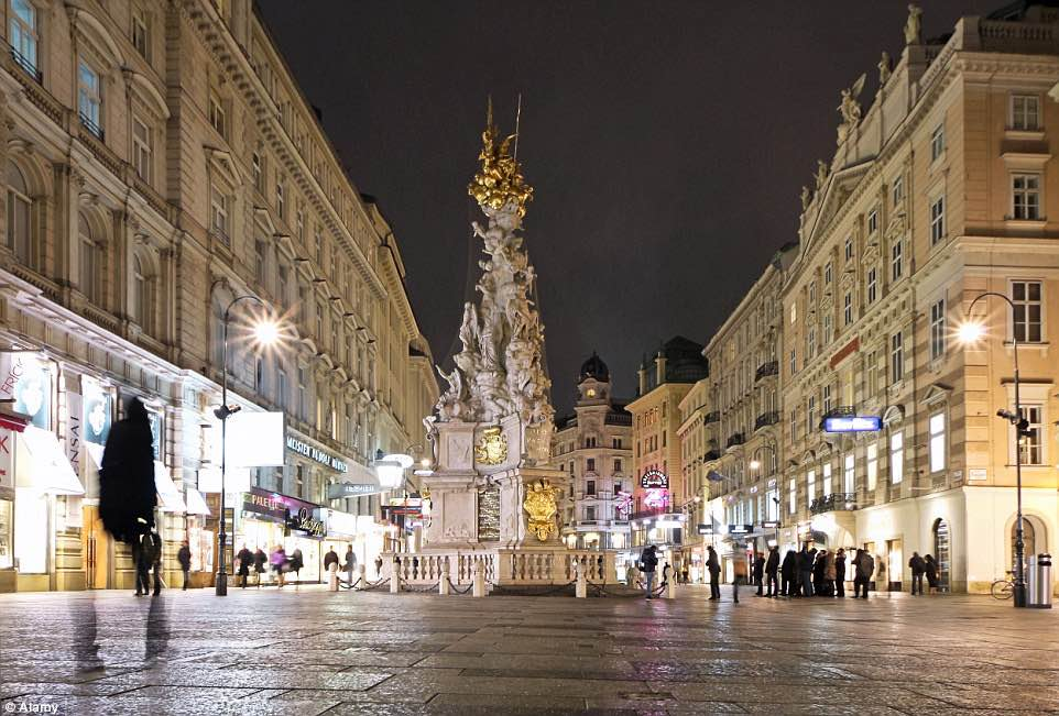 Most Liveable City: Vienna named city with highest quality of life