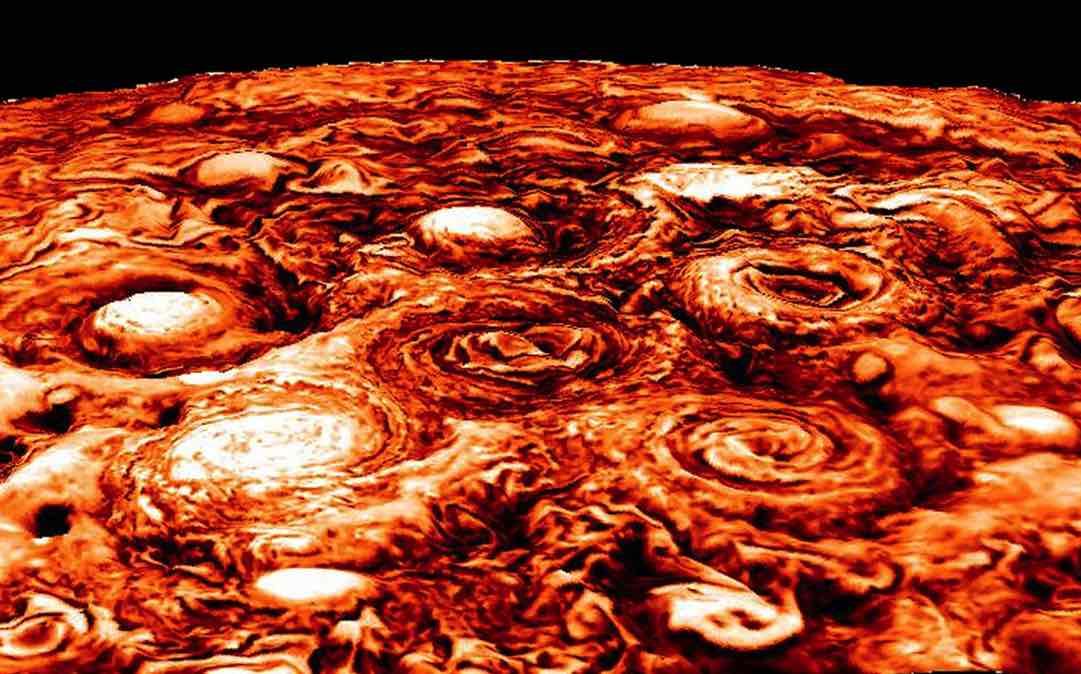 NASA: Jupiter's secrets revealed