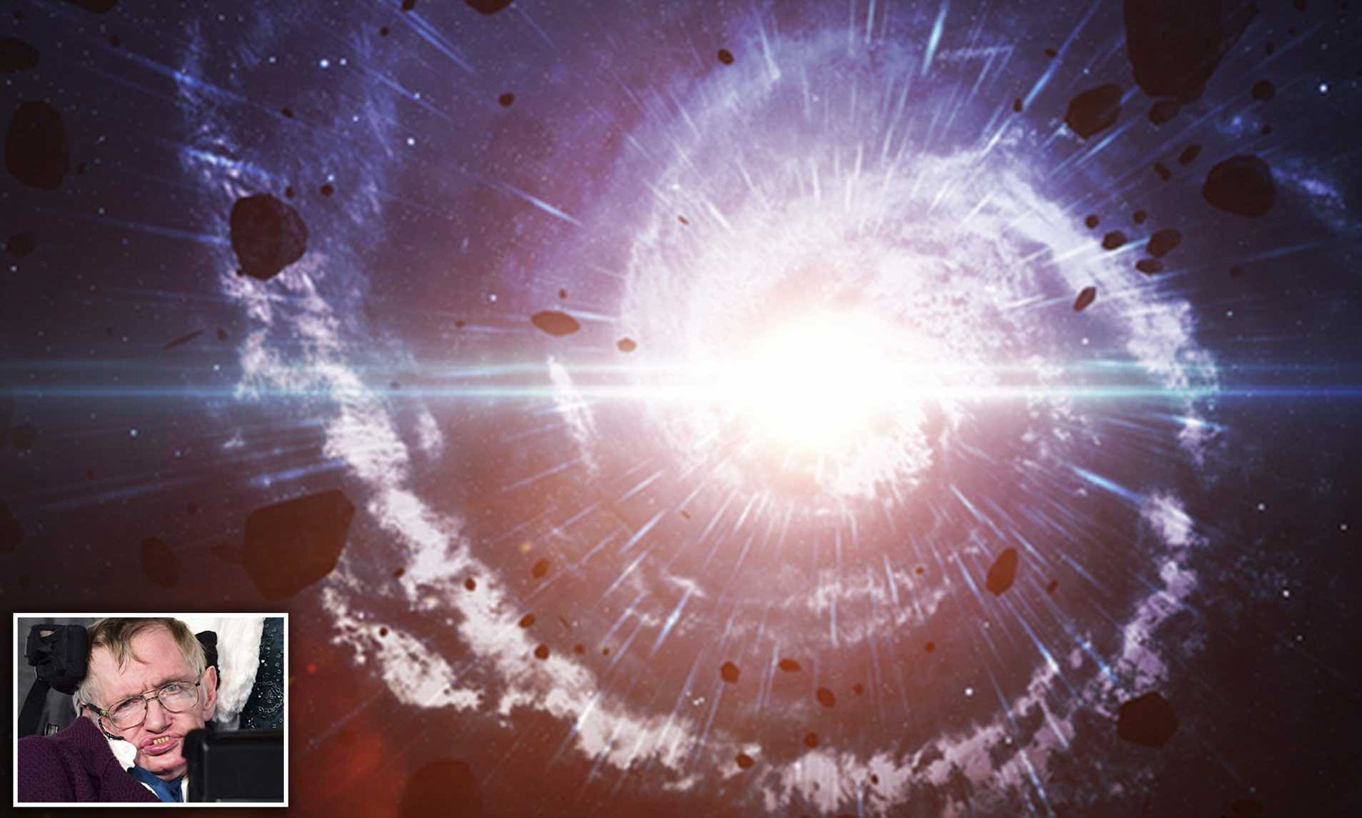 Stephen Hawking: Nothing existed before the Big Bang