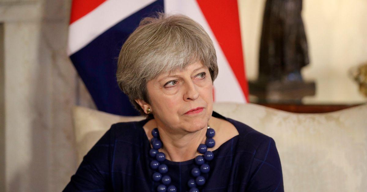 Theresa May faces NHS funding 'revolt'
