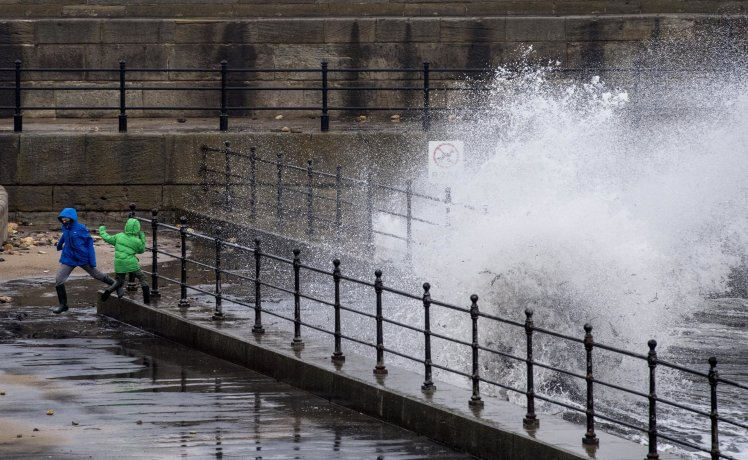 UK Flood Warnings: 'Extreme danger' warnings issued as Beast