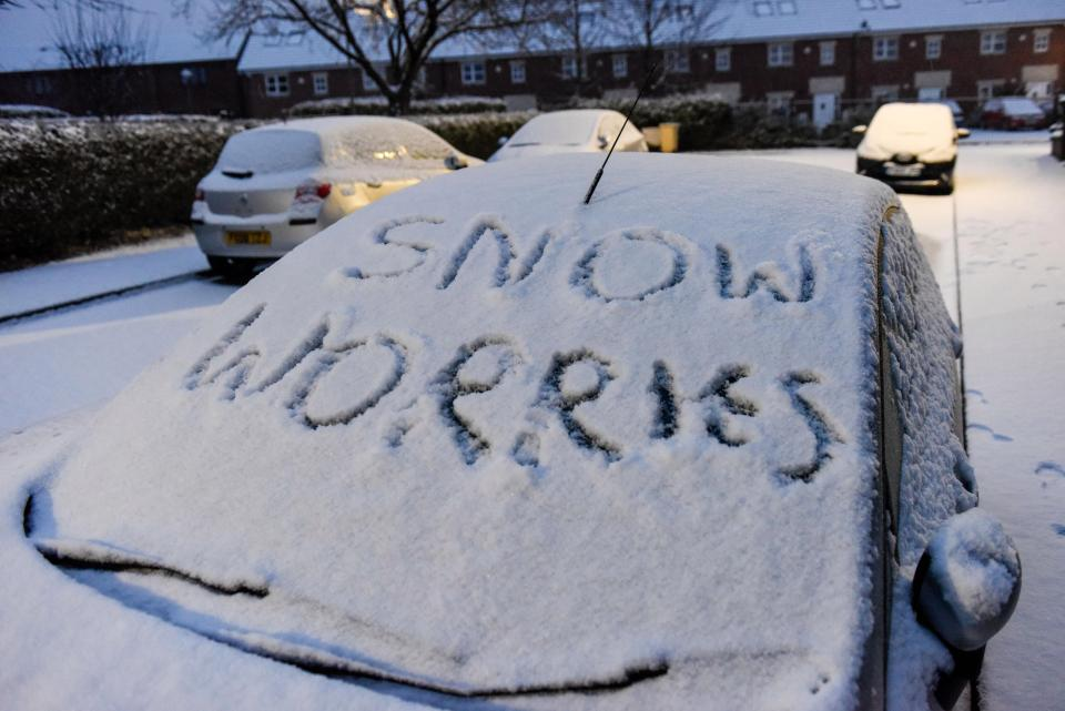 UK Snow: Worst weather it has seen in several years