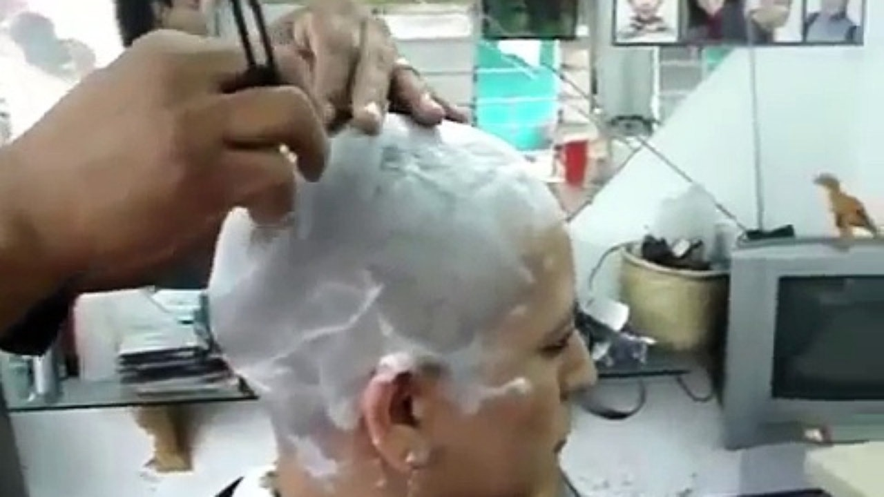 Barber jailed for head-shave 'punishment', Report