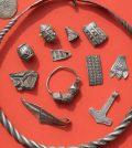 Boy finds treasure of Viking King Bluetooth