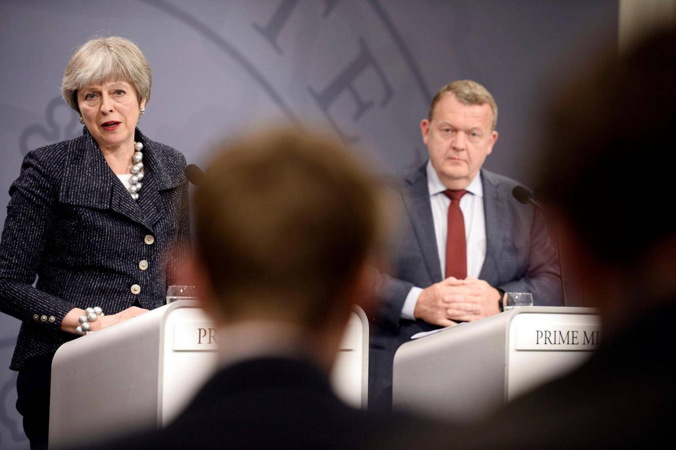 Denmark: Theresa May Brexit will cause more bureaucracy and has a 'price tag'
