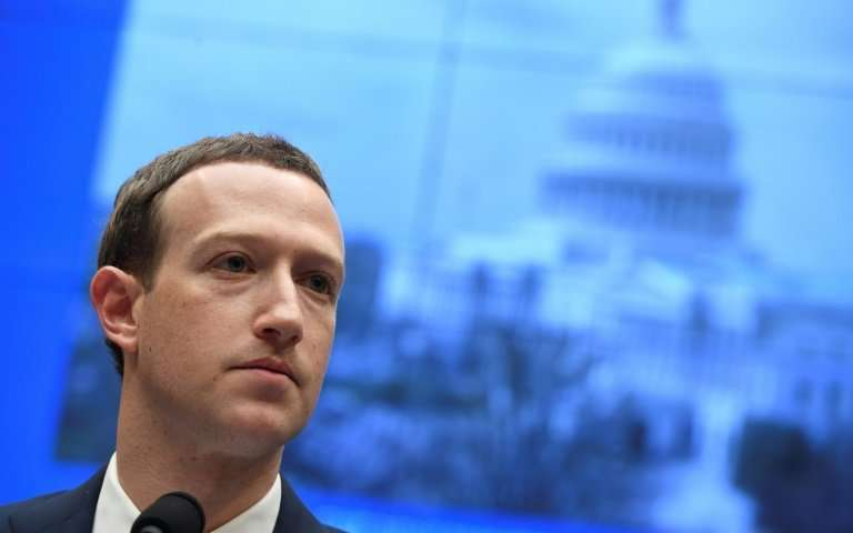 EU parliament demands Mark Zuckerberg answer questions in person
