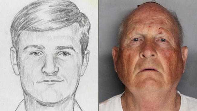 Golden State Killer Charged With double Murder