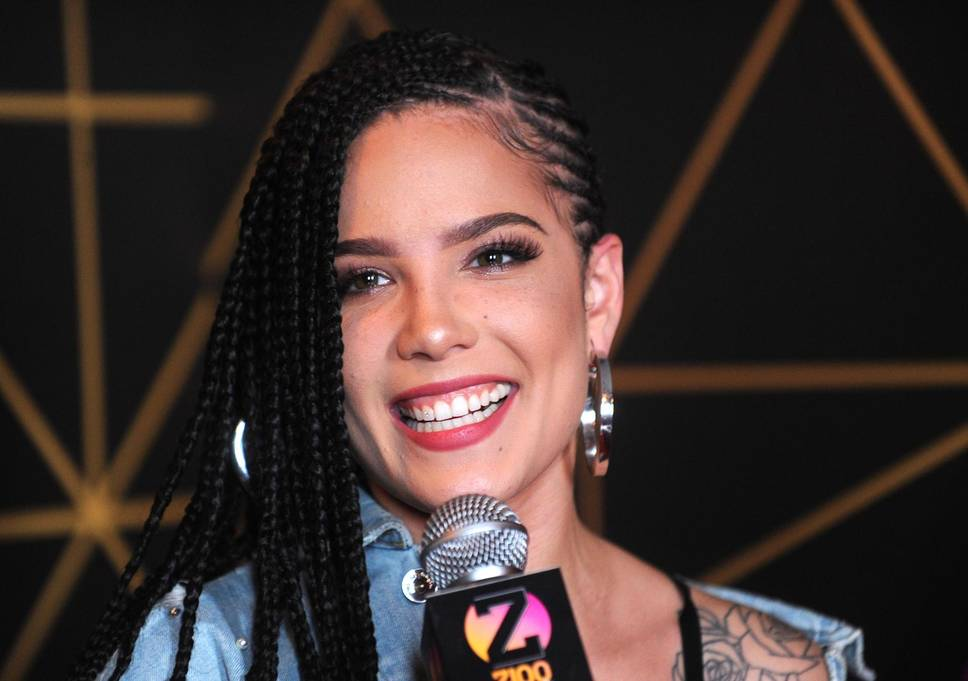 Halsey: 'white people shampoo in hotels alienates people of colour'