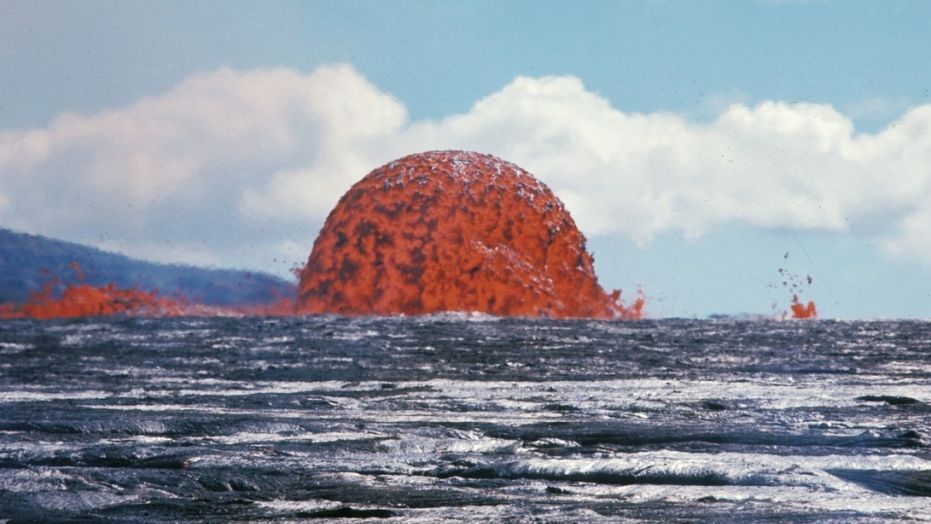 Hawaii Lava Bubble scared thousands after it erupted in Ring of Fire