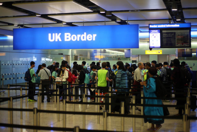 Home Office had migrant removal targets, says new report
