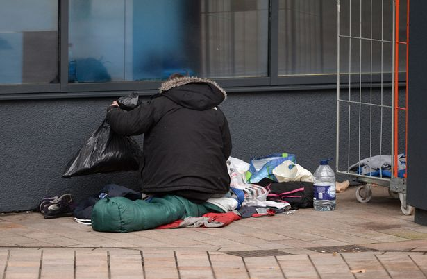 Homeless deaths double in five years, Report