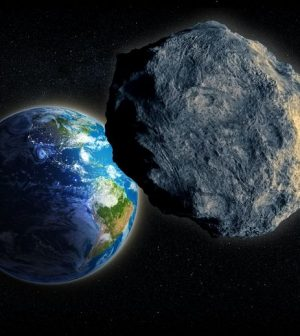 Huge Asteroid To Have 'Near Miss' With Earth - Web Top News