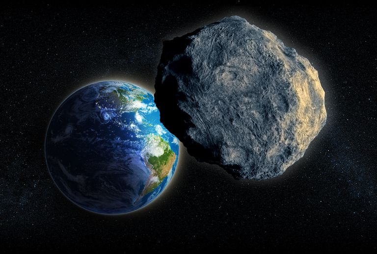 Huge Asteroid To Have 'Near Miss' With Earth