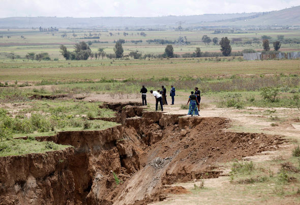 Kenya Earth Split: Is Part of Africa Breaking Off? (Photo)