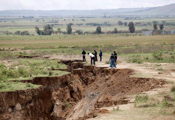 Kenya Earth Split: Is Part of Africa Breaking Off? (Photo)
