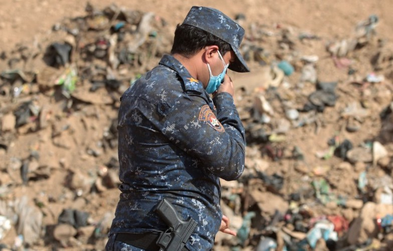 Mosul: Mass grave with remains of 1,000 civilians found