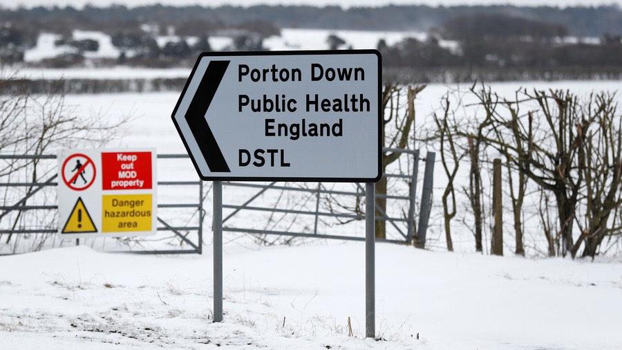 Porton Down researchers don't know origin of Novichok