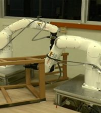 Robot Assembles IKEA chairs in 20 minutes (Video)