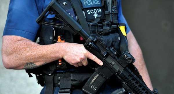 Terror Arrests In Dewsbury: Terror plot-accused pair held
