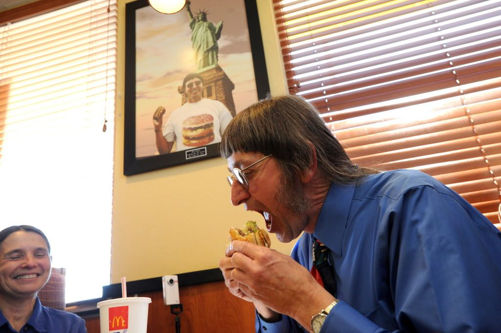 Don Gorske: Wisconsin man eats 30,000 Big Mac