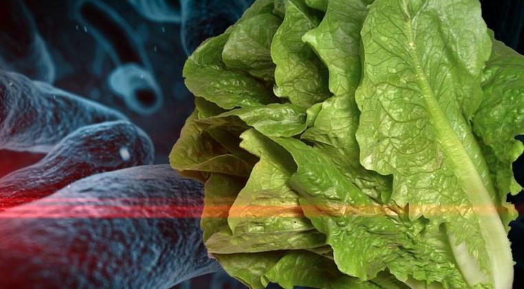 E. Coli: Romaine lettuce causes first death