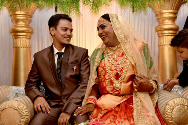 First transgender marriage in Kerala, Create History!