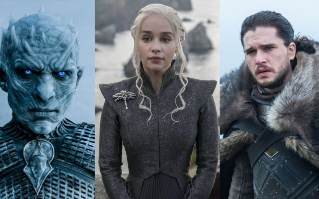 Game Of Thrones: Multiple endings being shot for Season 8 finale