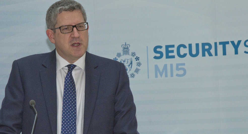 MI5 head speaks out on Russia and calls for unity in security