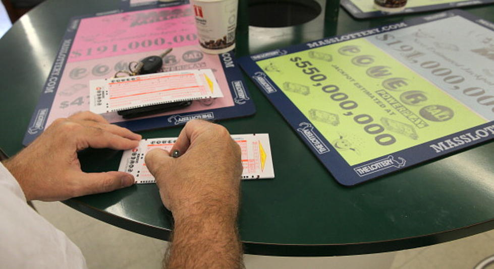 Man Wins Lotto Twice In One Week, Report