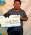 Man wins lottery 4 times in six months for more than $6 million