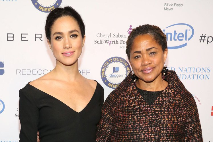 Meghan Markle's mother to open up in an interview with Oprah Winfrey