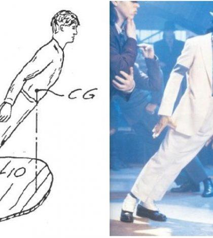 Michael Jackson's gravity-defying dance move (Video)