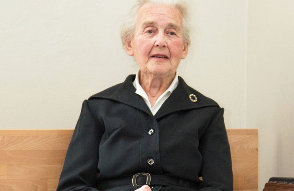 Nazi Grandma Jailed for Holocaust denial, Report