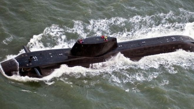 Nuclear Submarines to get £2.5bn boost