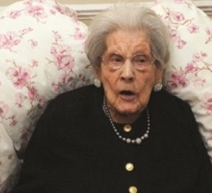 Oldest Briton dies aged 113 in North Yorkshire