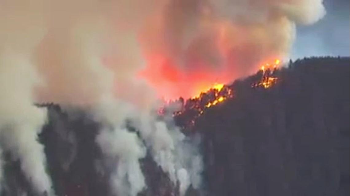 Oregon Wildfire: Teen to pay $37 million