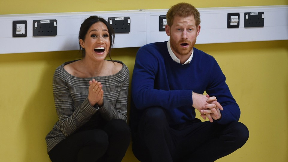 Prince Harry's Diet and Workout Routine for the Royal Wedding